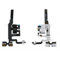 iPhone 4S volume button flex cable with handsfree port [White]